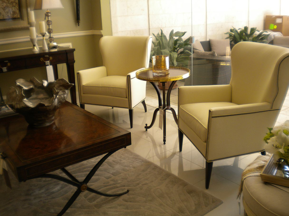 These Are Images From High Hill Which Is In Amman Jordan Some Of The Items Are 6409 55 Samuel Wing Chai Hickory Chair Cool House Designs Living Room Designs