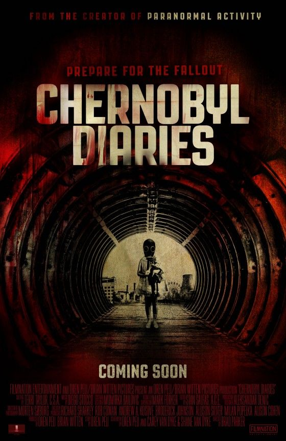 Oren Peli S Chernobyl Diaries International Poster Debuts