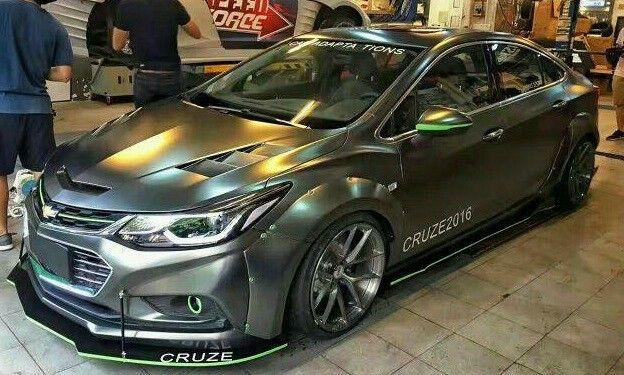 2016 Chevy Cruze Rs Chevy Cruze Chevrolet Cruze Cruze