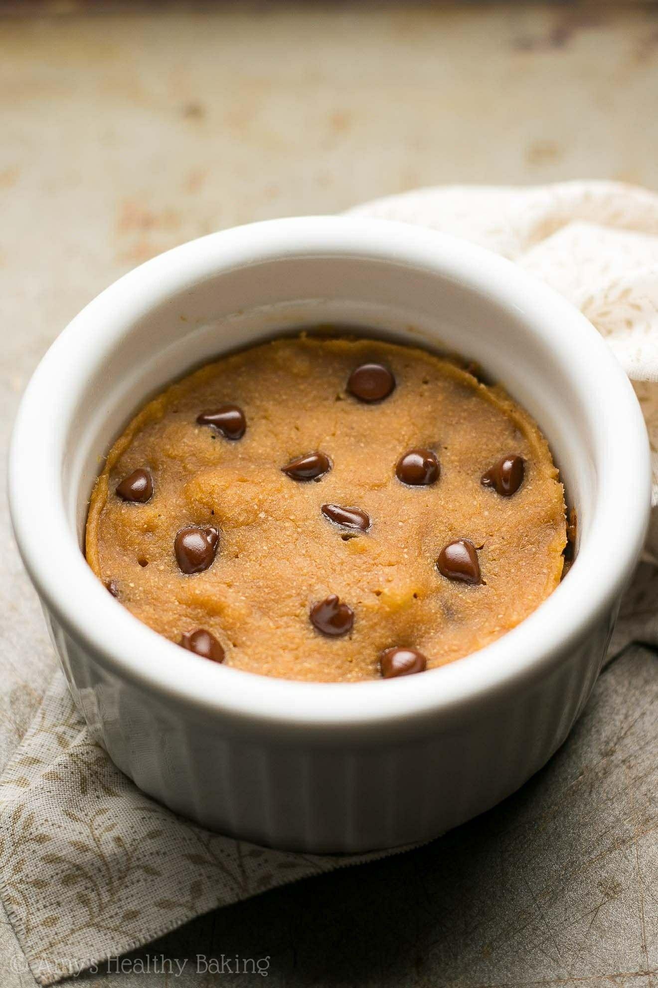 Chocolate Chip Gingerbread Mug Cake. | Delicious cake ...
