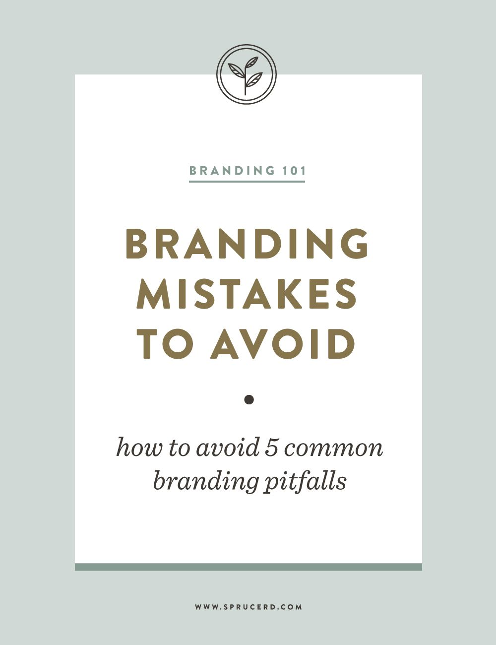 7 Design Mistakes To Avoid In Your Hall: Branding Mistakes To Avoid