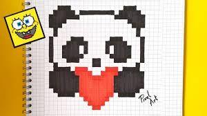 Dibujos Pixelados De Animales Tiernos