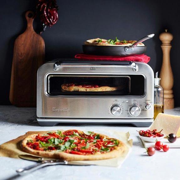 Breville The Smart Oven Pizzaiolo Williams Sonoma