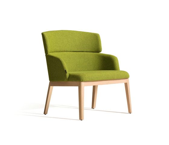 Armchairs | Seating | Concord | Capdell | Claesson Koivisto Rune. Check it out on Architonic