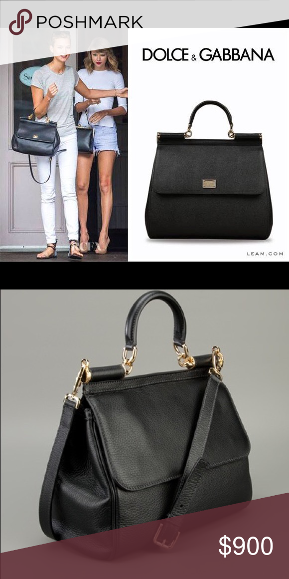 Dolce   Gabbana Sicily Bag Dolce   Gabbana Sicily Bag   No long strap    perfect 3261b4950d18d