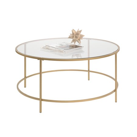 Home In 2020 Round Glass Coffee Table Gold Coffee Table Luxury