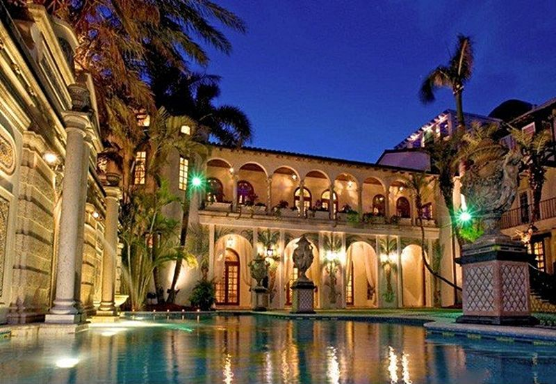 Beautiful Italian Style/Versace Inspired Home with Indoor Pool ...