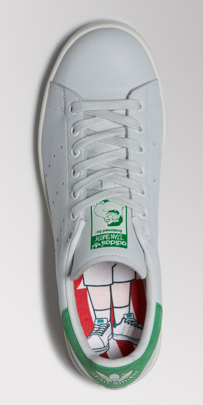adidas stan smith stan smith american dad