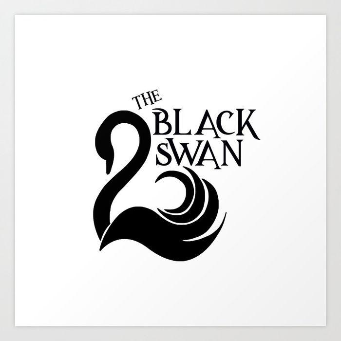 the black swan art print gardiens des cit s perdues. Black Bedroom Furniture Sets. Home Design Ideas