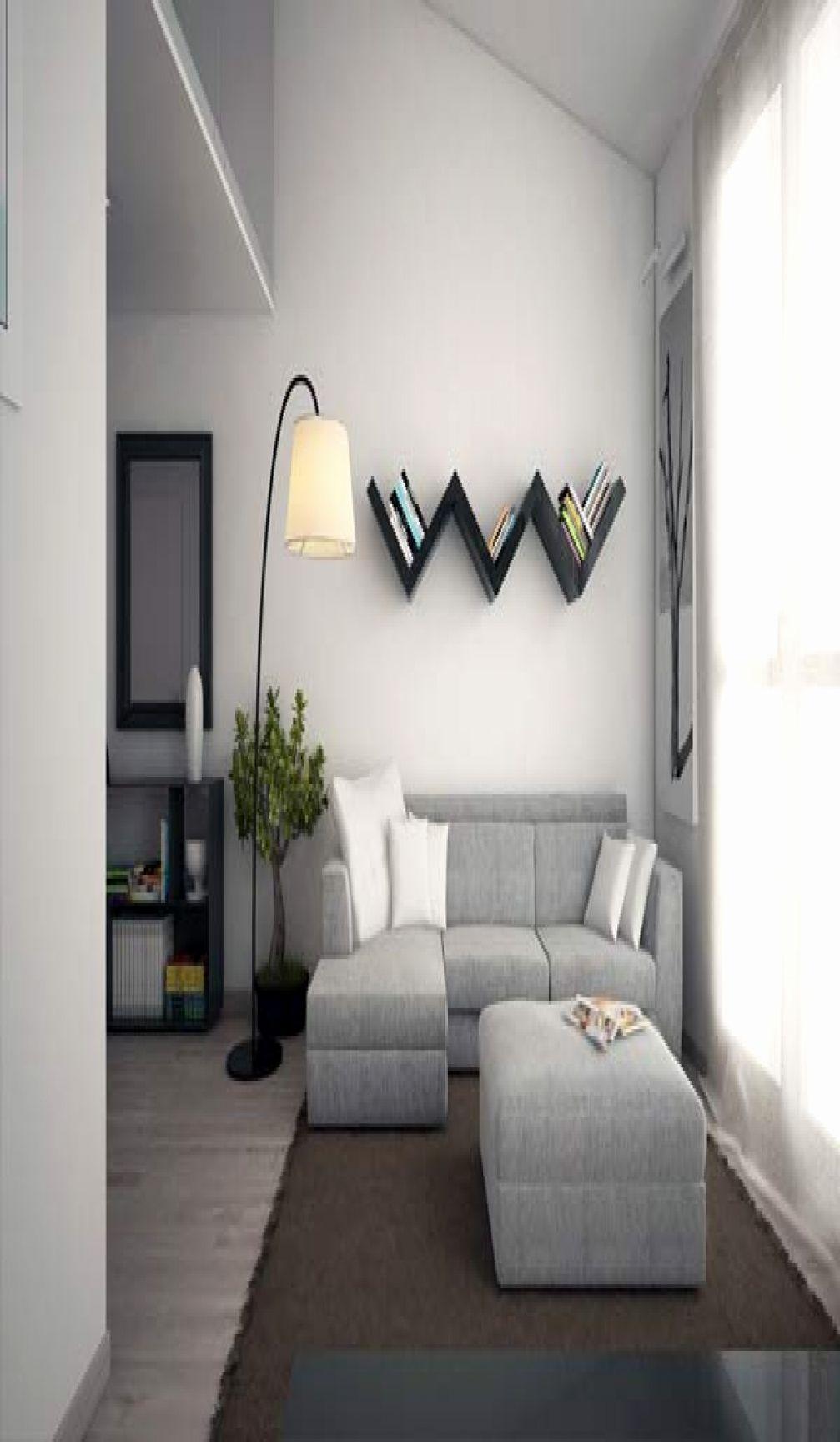 Elegante Illustrazione Come Arredare Un soggiorno Con