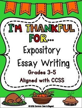 what i m thankful for essay