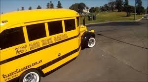 Resultado de imagen de chopped school bus