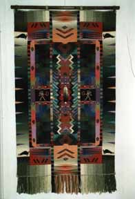 South Western and Adirondack Weaving and Sculpture Gallery :: Adirondack Weaver