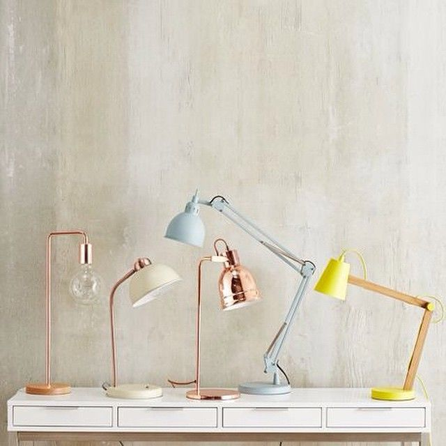 Add a pop of colour, pastel or copper to your home this season with our #freedomnzsummer14 table light collection. Which one, or all, is your favourite? Don't forget to tag #freedomnzstyle we'd love to see how you style your new @freedom_nz items in your home #freedomnz #freedomfurniture #newseason