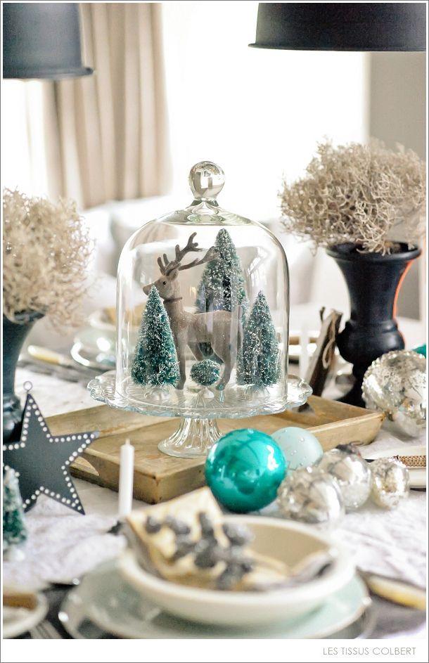 Les tissus colbert frohe weihnachten weihnachten for Weihnachtsideen dekoration