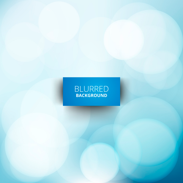 2019 的 Abstract Blue Blurred Gradient Background Blue