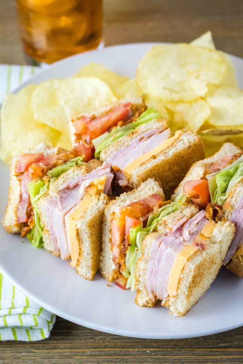 e4c90aa3fb06647696ed2f8a389b13a2 - Sandwiches Ricette