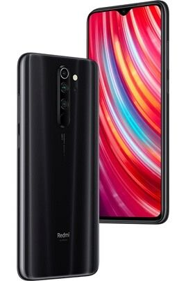 Smartphone Xiaomi REDMI NOTE 8 PRO 64 Go Noir