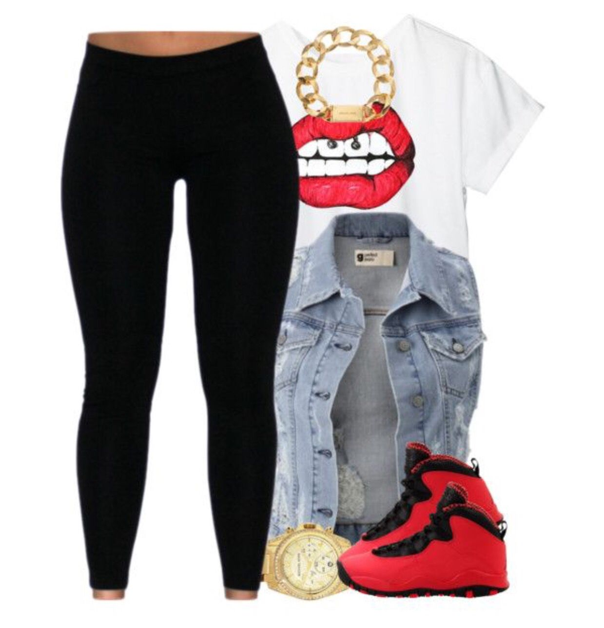 8dd4ef6801afcf Without the jewelry I would wear Swag Outfits