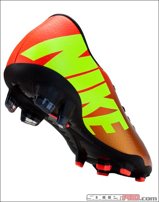 uk availability 2a4b4 32e5a Nike Mercurial Victory IV FG Soccer Cleats - Sunset with Volt... 54.99