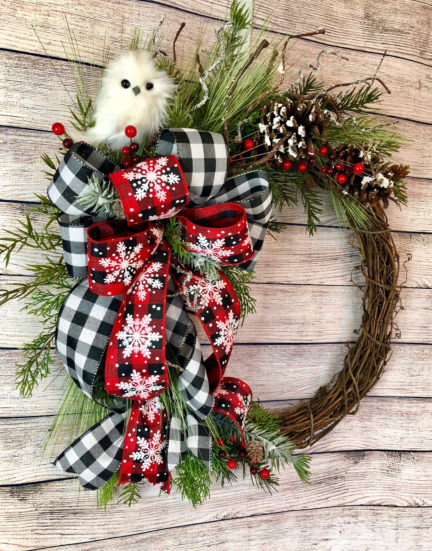 Image 5 Christmas Wreaths Christmas Wreaths Diy Christmas Decorations Wreaths