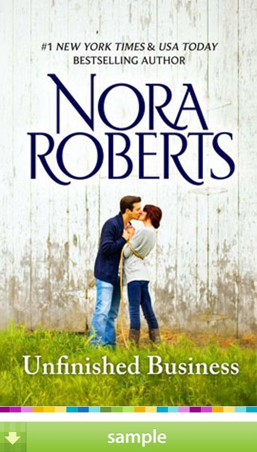 Unfinished Business Nora Roberts Epub