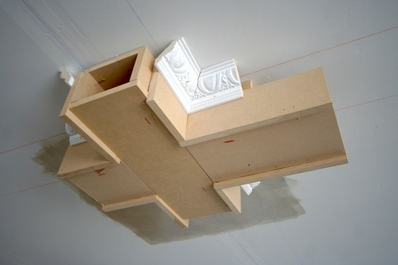 coffered ceiling construction details | Coffered Ceiling ...