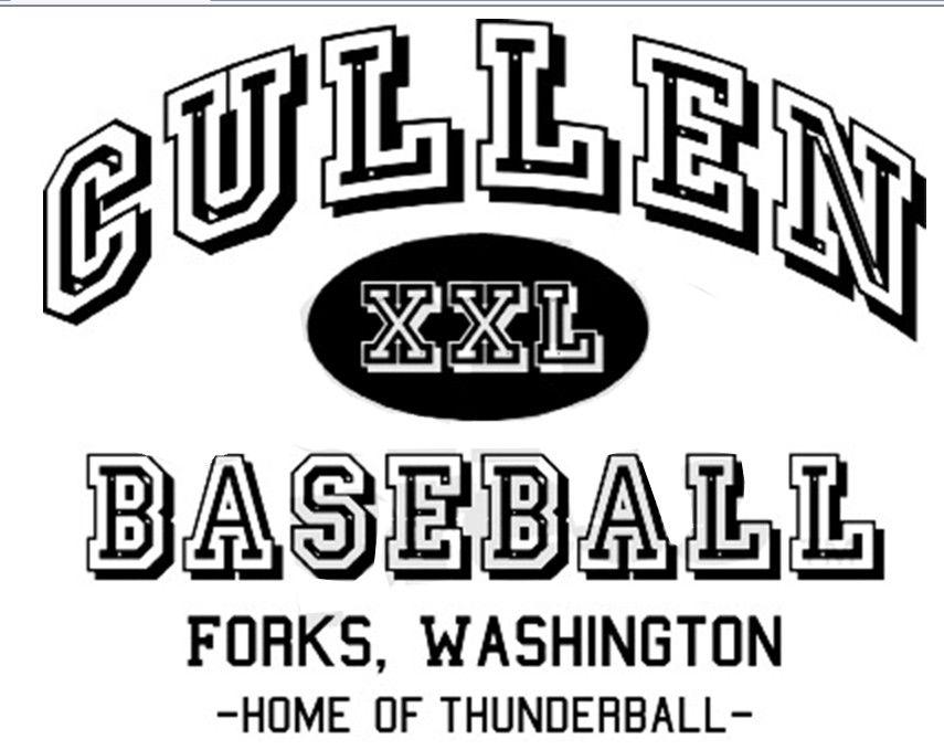 Cullen Baseball - Twilight