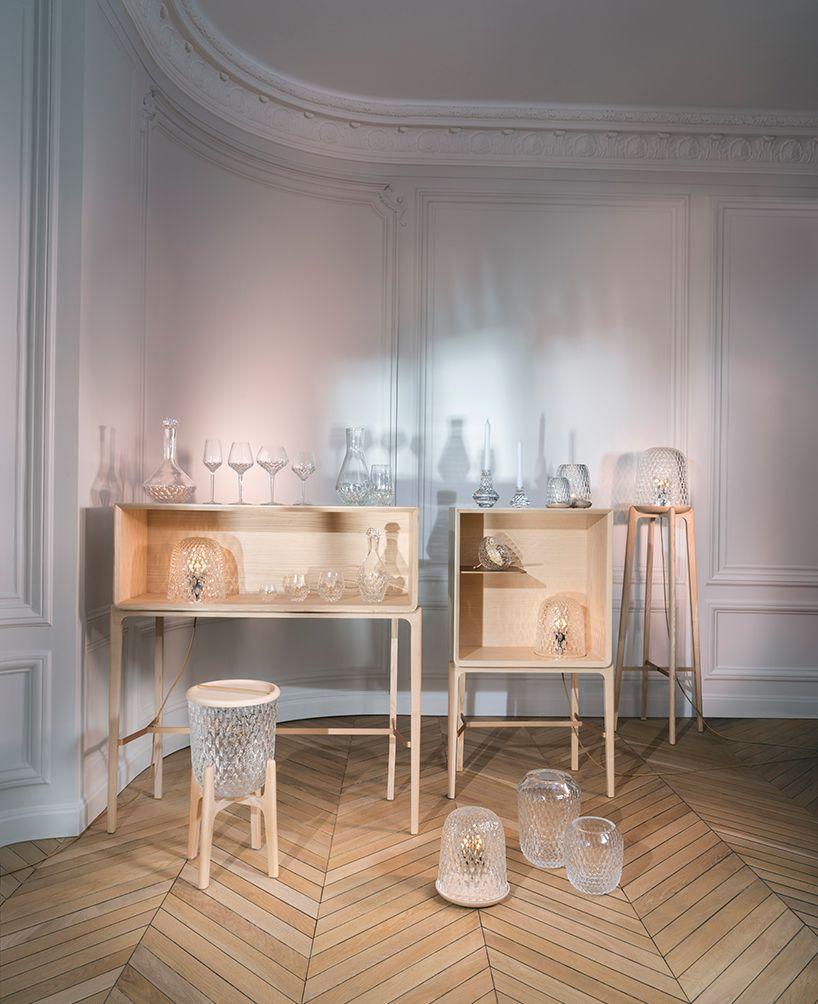 St. Louis Crystal And Noé Duchaufour Lawrance Present The Folia Collection