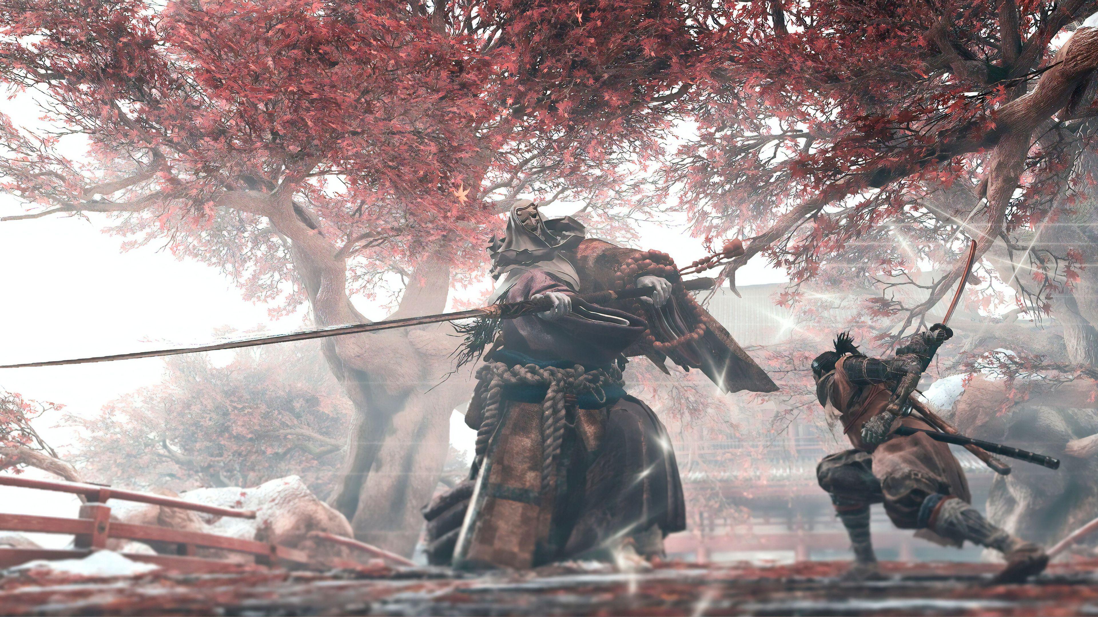 Wallpaper 4k Sekiro Shadows Die Twice Video Game 4k 2019 Games