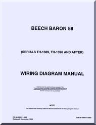 e4c979e7f6cf6eac33c507be8813426c beechcraft baron 58 aircraft wiring diagram manual aircraft Beech Baron 58 Cockpit at soozxer.org