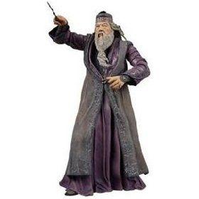 NECA Harry Potter and the Order of the Phoenix Professor Dumbledore 7 Action Figure Series 2