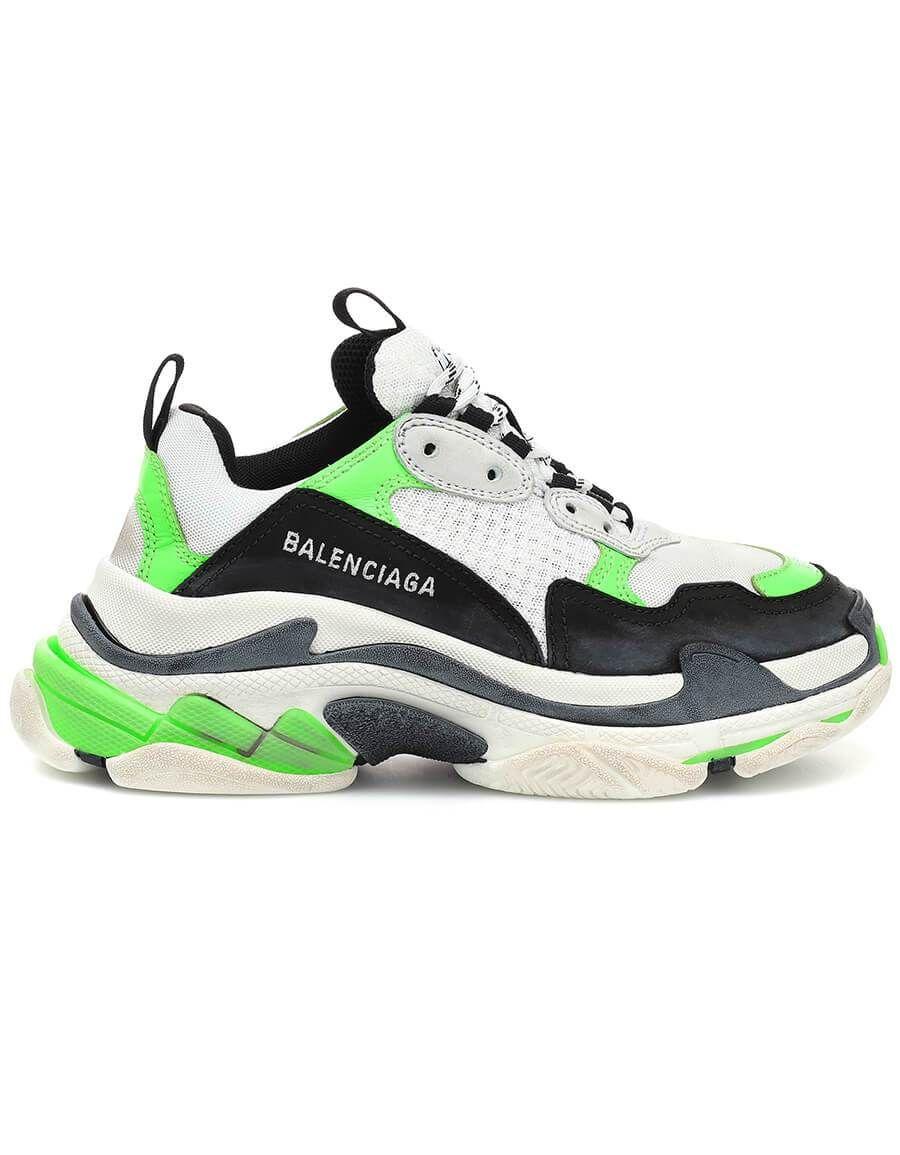 99f9bc21ae3 BALENCIAGA Triple S sneakers in 2019