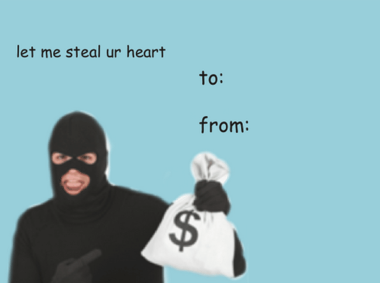 You Can T Resist Reblogging These 15 Tumblr Valentine Cards Valentines Day Card Memes Corny Valentines Funny Valentines Cards