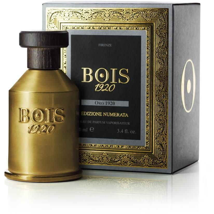 Bois 1920 Oro Gold Limited Edition Perfume Perfume Fragrance