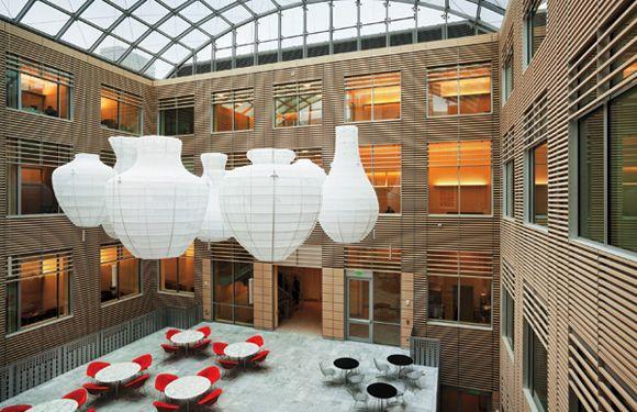 Interior Design Magazine Kliment Halsband Architects Johns