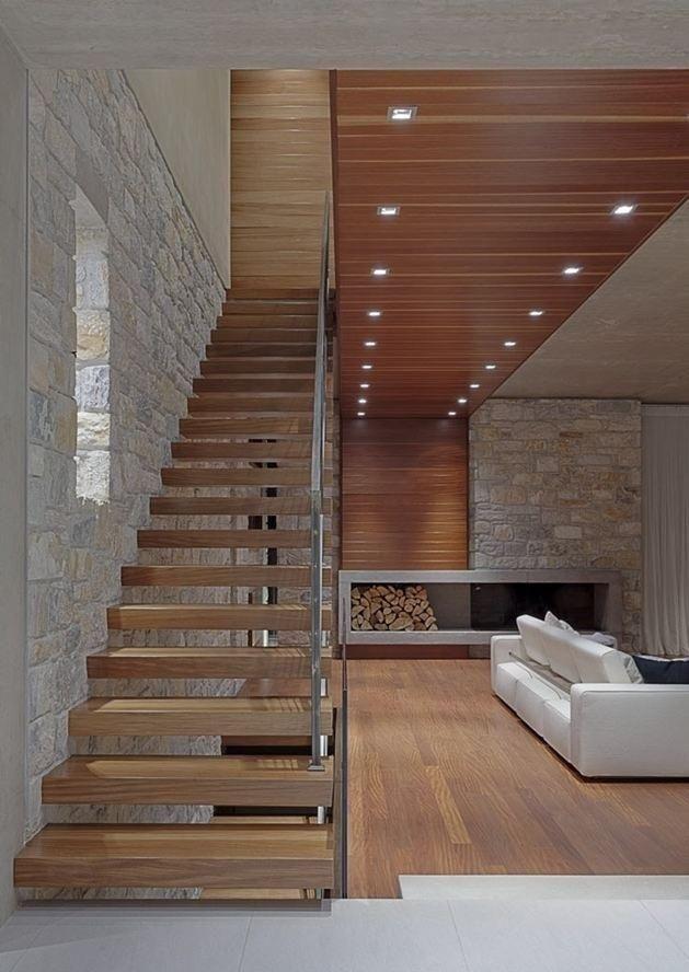 50 Casas Contemporâneas Inspiradoras para o seu Projeto  4714c290c74
