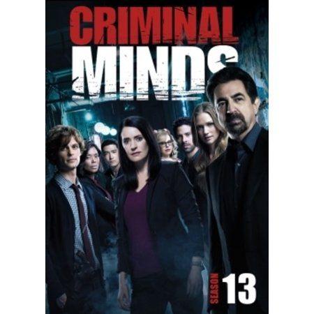 Criminal Minds: Season 13 (DVD)