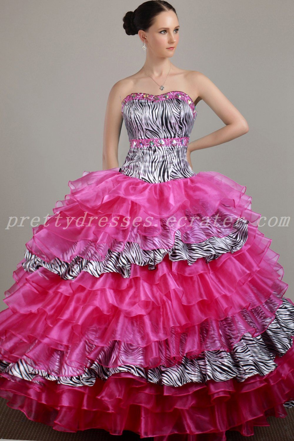 Pin by hattiecustomized on Quinceanera Dresses i love | Pinterest ...