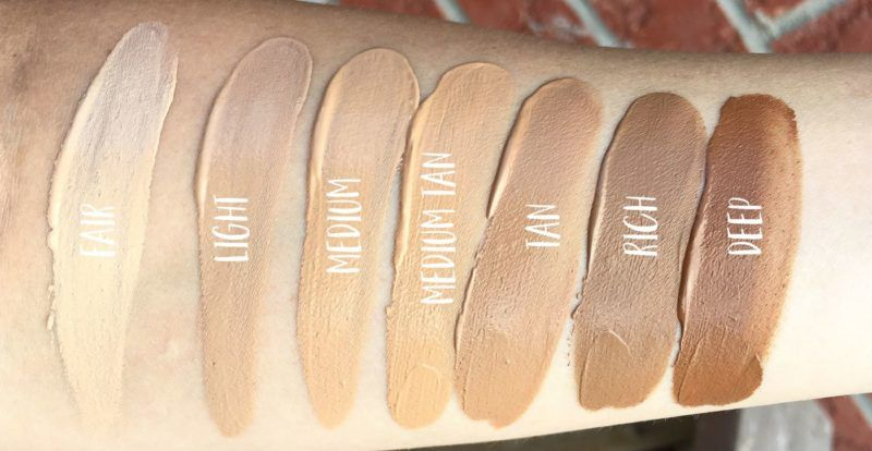 It Cosmetics Cc Cream Your Skin But Better Revew Swatches It Cosmetics Cc Cream It Cosmetics Cc Cream Swatches Cc Cream