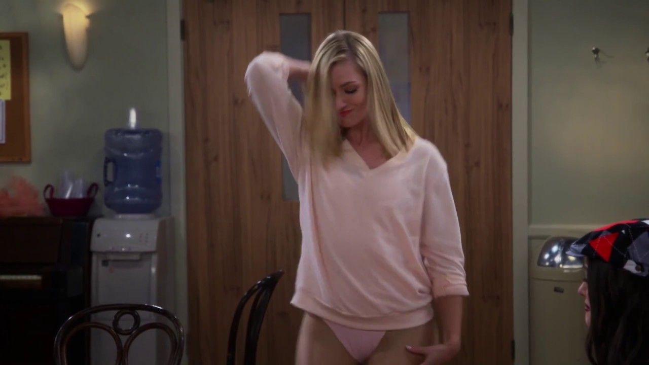 Image Result For Beth Behrs Naked
