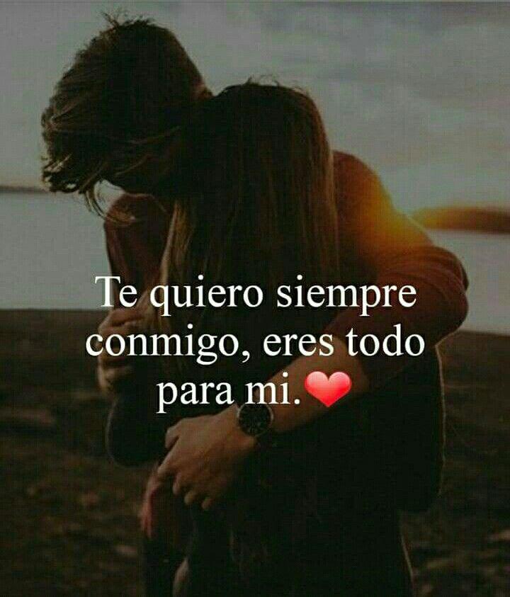 Te Amo Mi Vida Imagenes Pinterest Amor Postales De Amor Y