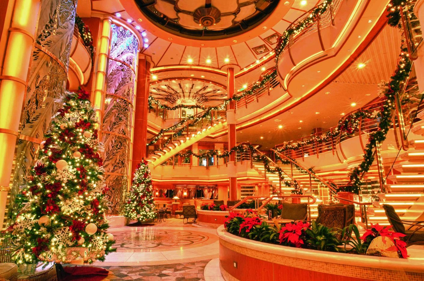 Australia's favourite lines are hosting amazing Christmas cruises ...