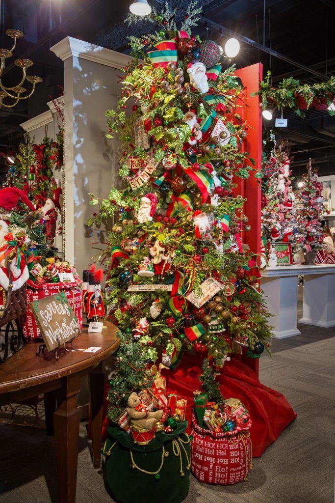 Decoracion de arbol de navidad navidad 2017 arbol de for Decoraciones para arbol de navidad 2016
