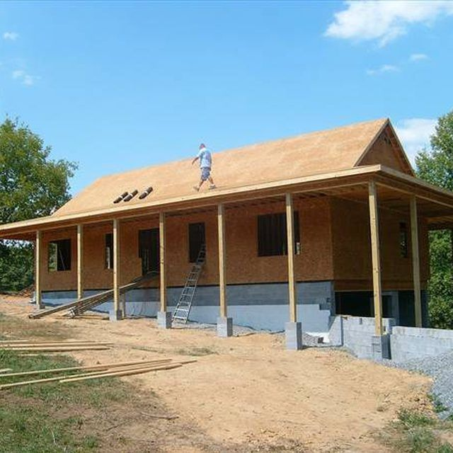 How To Build A House Cheaply Building A Small House Home