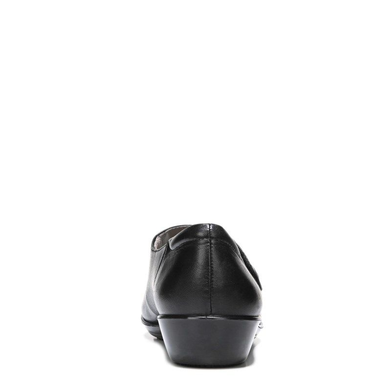 Naturalizer Women's Brazyn Mary Jane Shoes (Black Leather) - 10.0 M