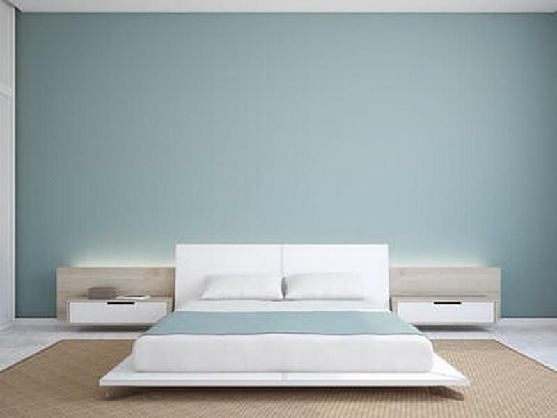 Blue Wall Bedroom – Blue Walls Bedroom