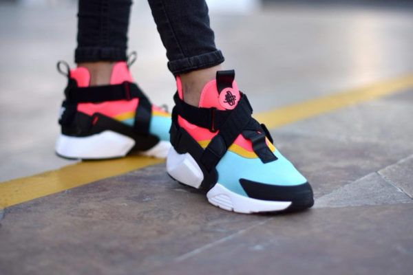 Sneakers 'rainbow Nike 2019 Wmns Multicolor' City Huarache En Air YxHwv6