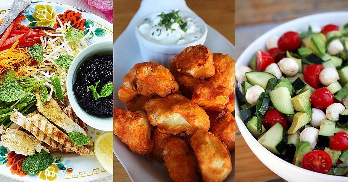 26 Low-Calorie BBQ Sides to Keep You Satisfied This Australia Day