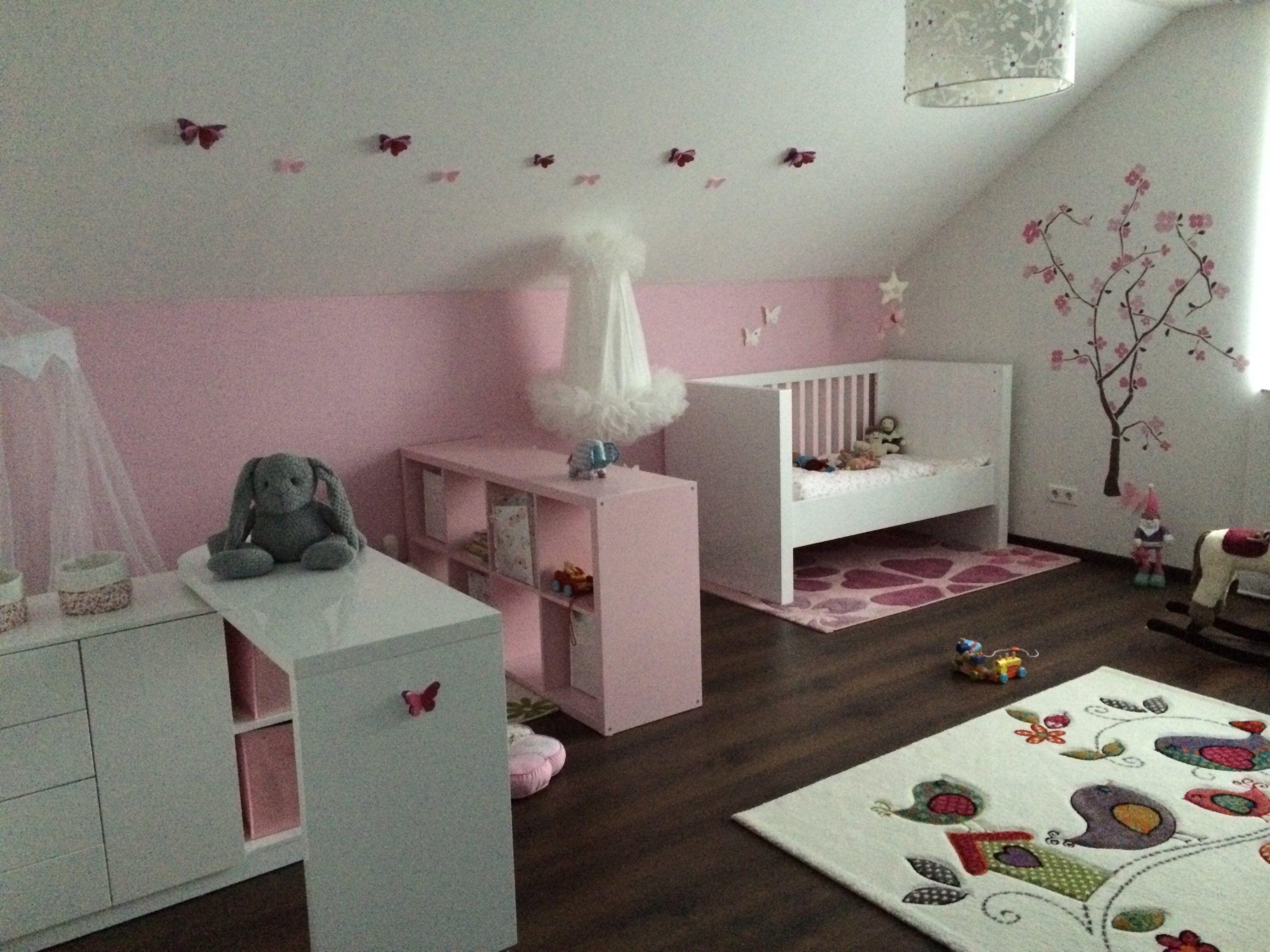 Kinderzimmer \'Ein Traum jeder Prinzessin\' - Unser Yade Palais ...